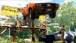 Dukes of Hazard Simulator- Stuntman Ignition PT3 + Flatout 4 XB1 Coming? | SLAPTrain