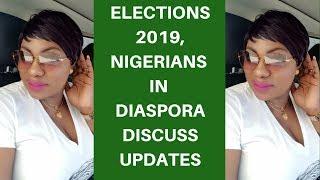 Nigeria election Buhari