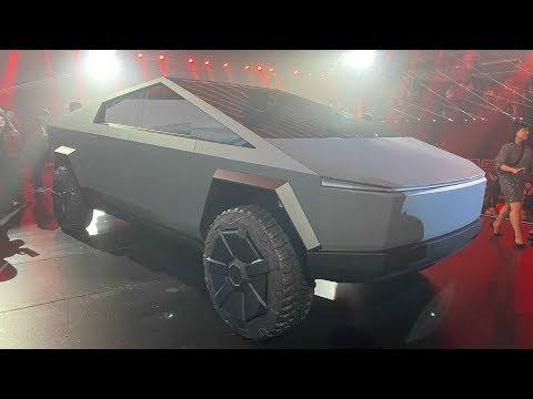 2020 Tesla Cybertruck | The world's first ultimate EV truck