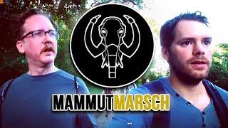 100 Kilometer in 24 Stunden zu Fuß - Der Mammutmarsch mit Gunnar & Uke