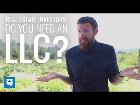 Should You Get an LLC For Your Real Estate Business?