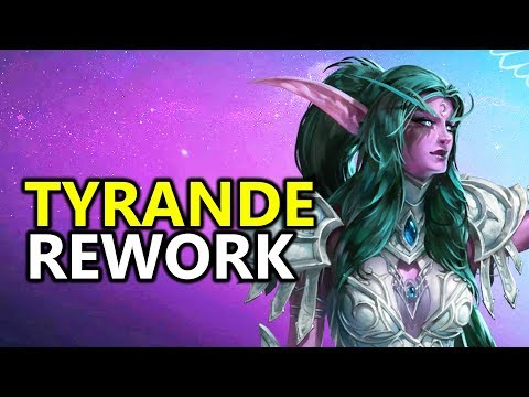 ♥ Tyrande Rework At #Gamescom2018 #Sponsored - Heroes Of The Storm