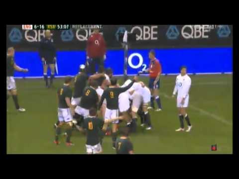 RUGBY Anglia vs Australia