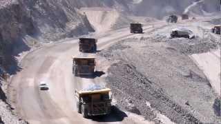 Mining on the Moon