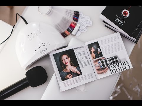 Презентация CHIODI MILANO в iBeauty, Beauty Zone от Елены Лиманской Кременчуг