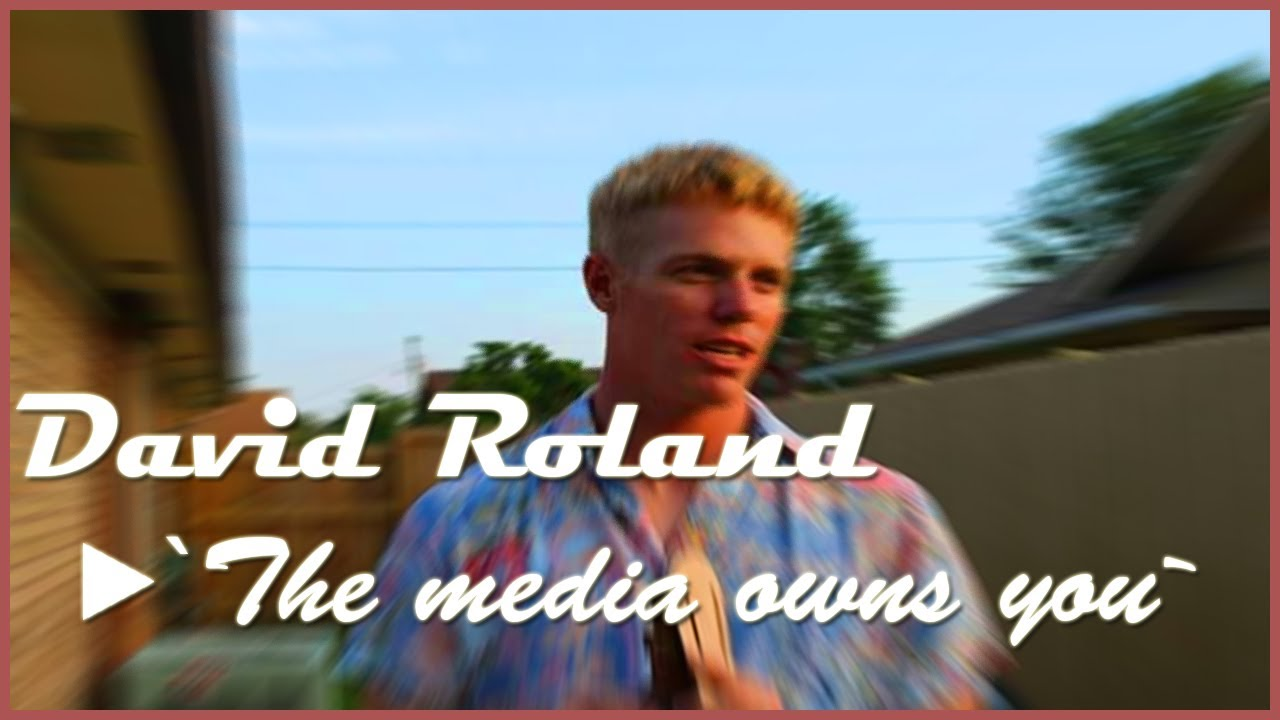 'The Media Owns You' - Song by David Roland Medias group