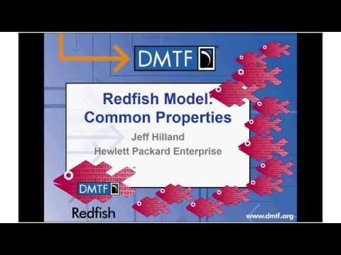 Redfish™ Model: Common Properties
