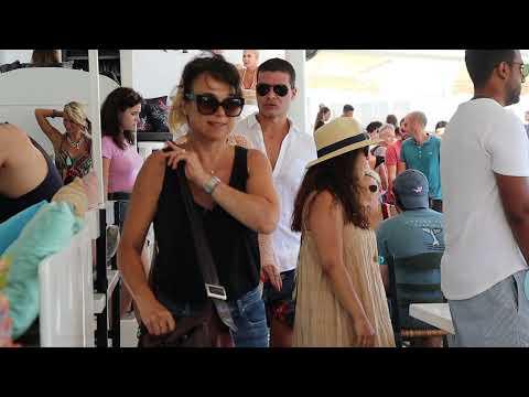 Enjoying summer in Mykonos Greece, 2021. Style, fashion, Greek food, lifestyle, and more.