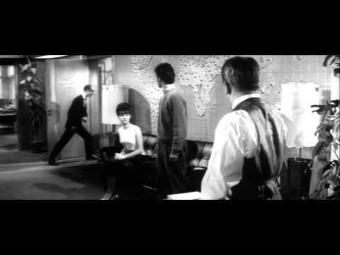 One, Two, Three (1961) - Trailer - Billy Wilder