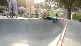 New Ras Al Khaimah Skate Park Opened at Saqr Park