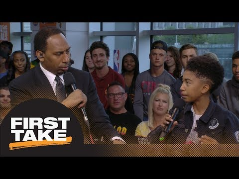Stephen A. applauds Miles Brown on what Cavaliers need to do to win Game 3  First Take  ESPN