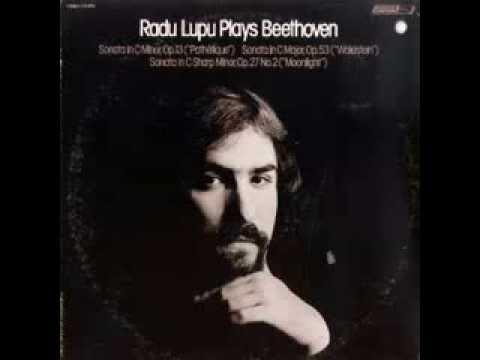 Beethoven Piano Sonata Op.53 Waldstein Radu Lupu