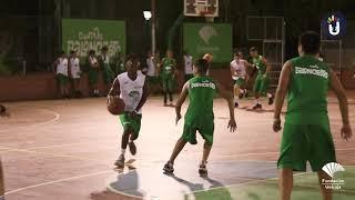 Campus Fundación Unicaja Baloncesto 2019 T2: 3X3