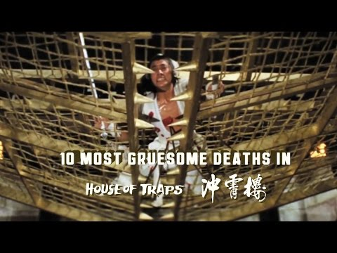 10 Most Gruesome Deaths In House Of Traps