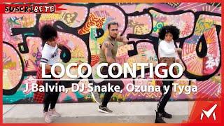 DJ Snake, J. Balvin, Tyga - Loco Contigo - Marcos Aier