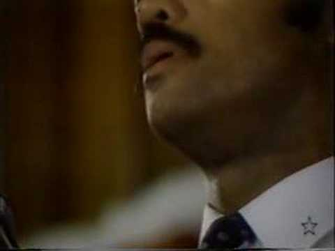 Jesse Jackson Speech, Tendley Baptist, Phili PA Jan 16, 1984
