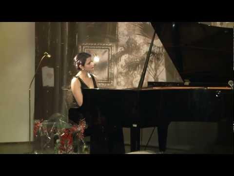 Dora Deliyska, encore, Der müller und der Bach, Schubert/Liszt
