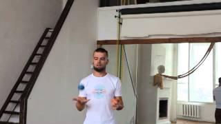 #16. 441 (видео уроки по жонглированию от ПГ)