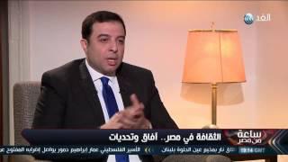 بالفيديو.. وزير الثقافة: الإخوان تنظيم إرهابي أسسه المخابرات البريطانية