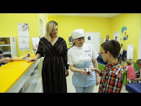 Детский медицинский центр «Азбука здоровья»
