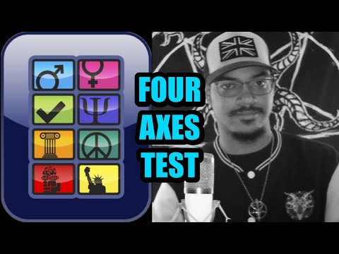 Kwame Takes The 4 Axes Test