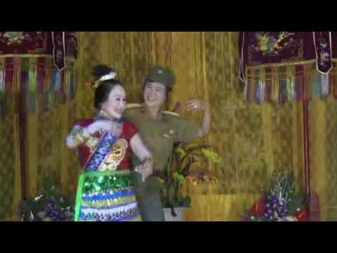 Múa Cô gái Sầm Nưa do Hải Mĩ  Minh Nguyệt CLB VN phường Quang Trung TP Thái Bình