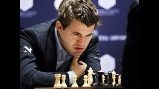 Magnus Carlsen Streams Playing The Lichess Titled Arena 9   December 15, 2018