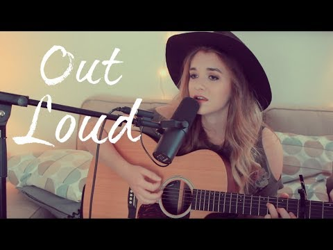 """""""Out Loud"""" by Gabbie Hanna [The Gabbie Show] - Cover by Steph La Rochelle"""