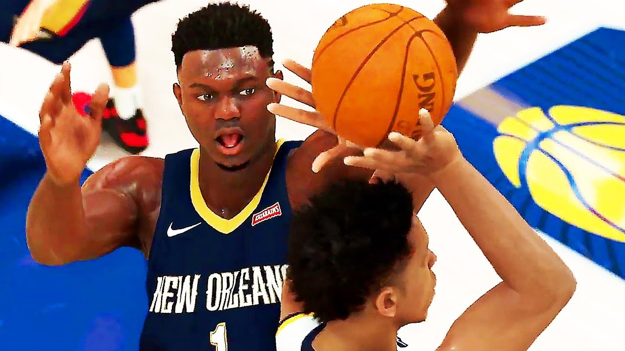 Nba 2k20 Gameplay Trailer 2019 Ps4 Xbox One Pc