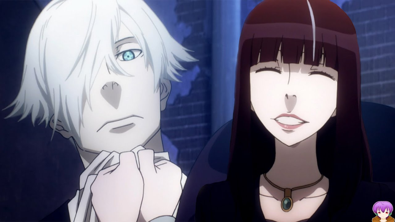 Boy And Girl Hug Wallpapers Death Parade Episode 3 デス・パレード Anime Review Relaxing