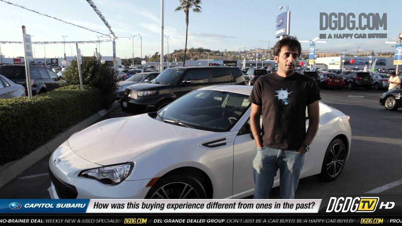 2013 Subaru BRZ Customer Review Capitol Subaru