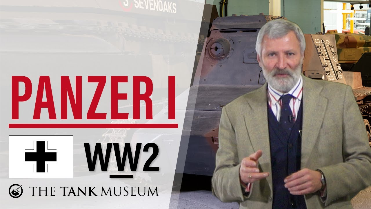 Tank Chats #74 Panzer I   The Tank Museum