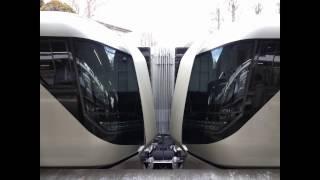東武鉄道新型特急500系「リバティ」試乗ツアー関係動画