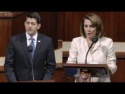 House Leaders Come Together in Wake of Shooting