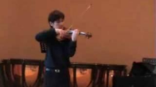 Paganini: Caprice n° 2 - Pedro Barreto