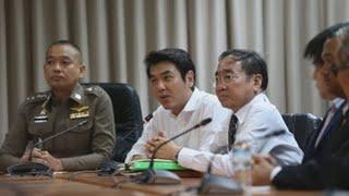 """Político antijunta es acusado de dañar la """"seguridad nacional"""" en Tailandia"""