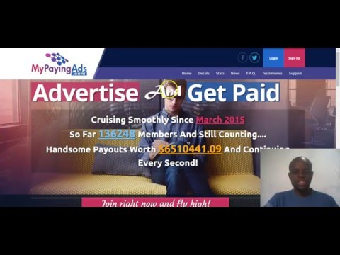 My Paying ads review day 1 | how to Purchase ad packs