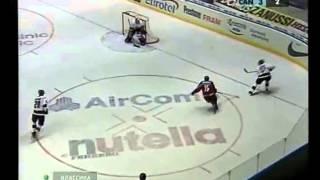 Молодёжный Чемпионат Мира 2002 (U20) / Финал / Россия - Канада / Краткий обзор