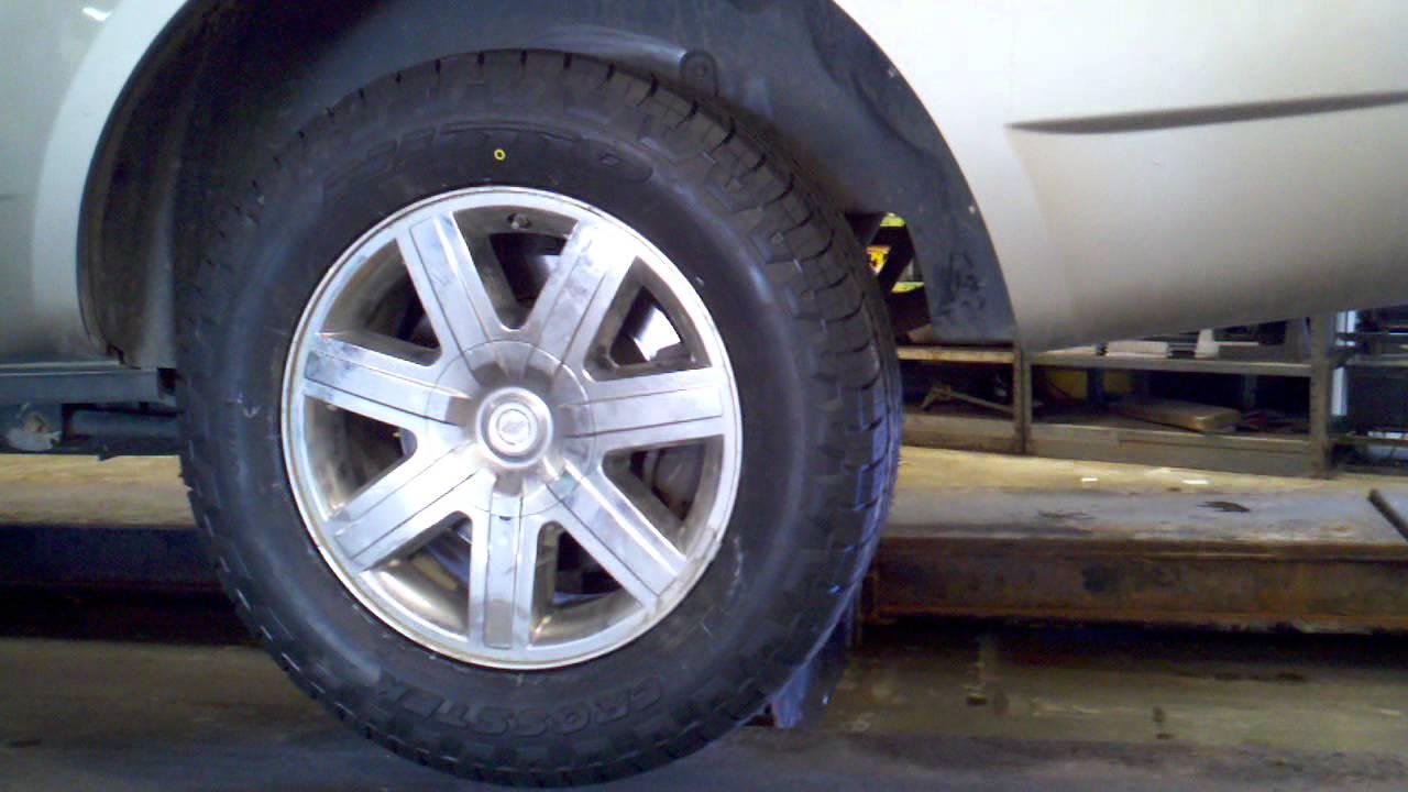 New Nitto Crosstek Tire Youtube