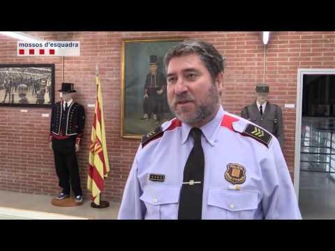 Homenatge als mossos de la Diputació de Barcelona
