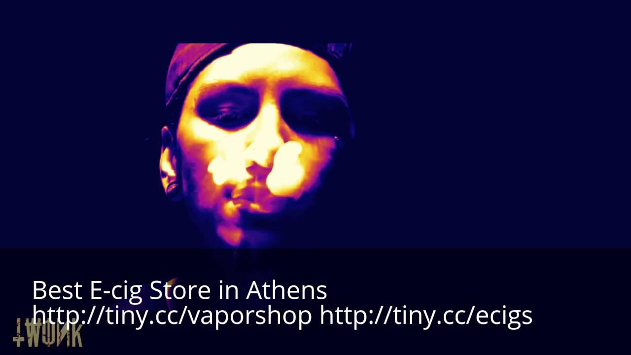Vape Shop Near Me Athens - YouTube