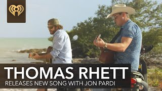 """Thomas Rhett Releases Feel-Good """"Beer Can't Fix"""" Video With Jon Pardi 