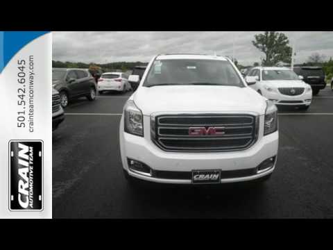 new 2017 gmc yukon conway ar little rock ar 7gt9975 sold youtube. Black Bedroom Furniture Sets. Home Design Ideas