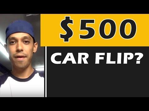 2000 GTI Flip - $500.00 in Profit After 4 Months of Use (True Story Flip)