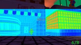 - Прохождение JazzPunk Телохранитель Слендермен