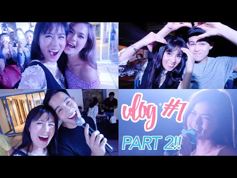 Vlog #7 (Part 2): Maris Racal at 20 (ETO NA TALAGA 'YUNG SURPRISE!! ㅋㅋㅋ) | Eunice Santiago