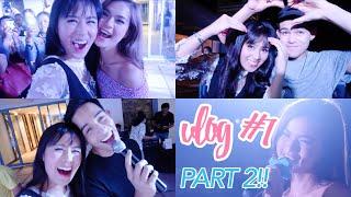 Vlog #7 (Part 2): Maris Racal at 20 (ETO NA TALAGA 'YUNG SURPRISE!! ㅋㅋㅋ) | Eunice Santiago