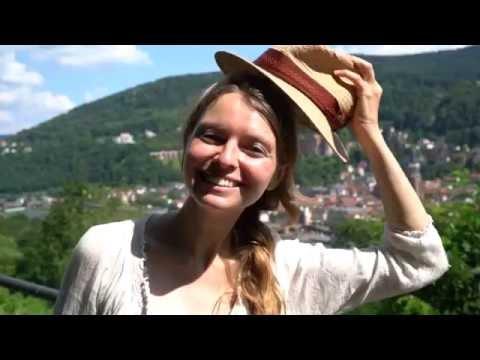 Lilies Diary visited Heidelberg