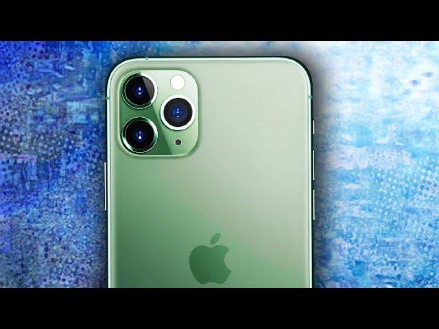 STOJÍ Nový iPhone 11 Pro Za To?