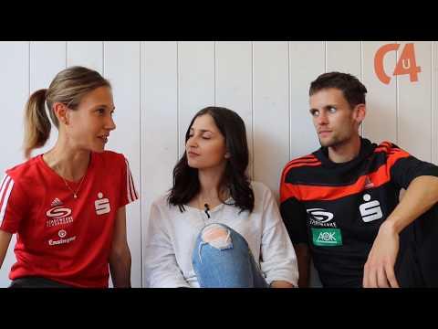 Hanna und Marcel - Mittel- und Langstreckenläufer